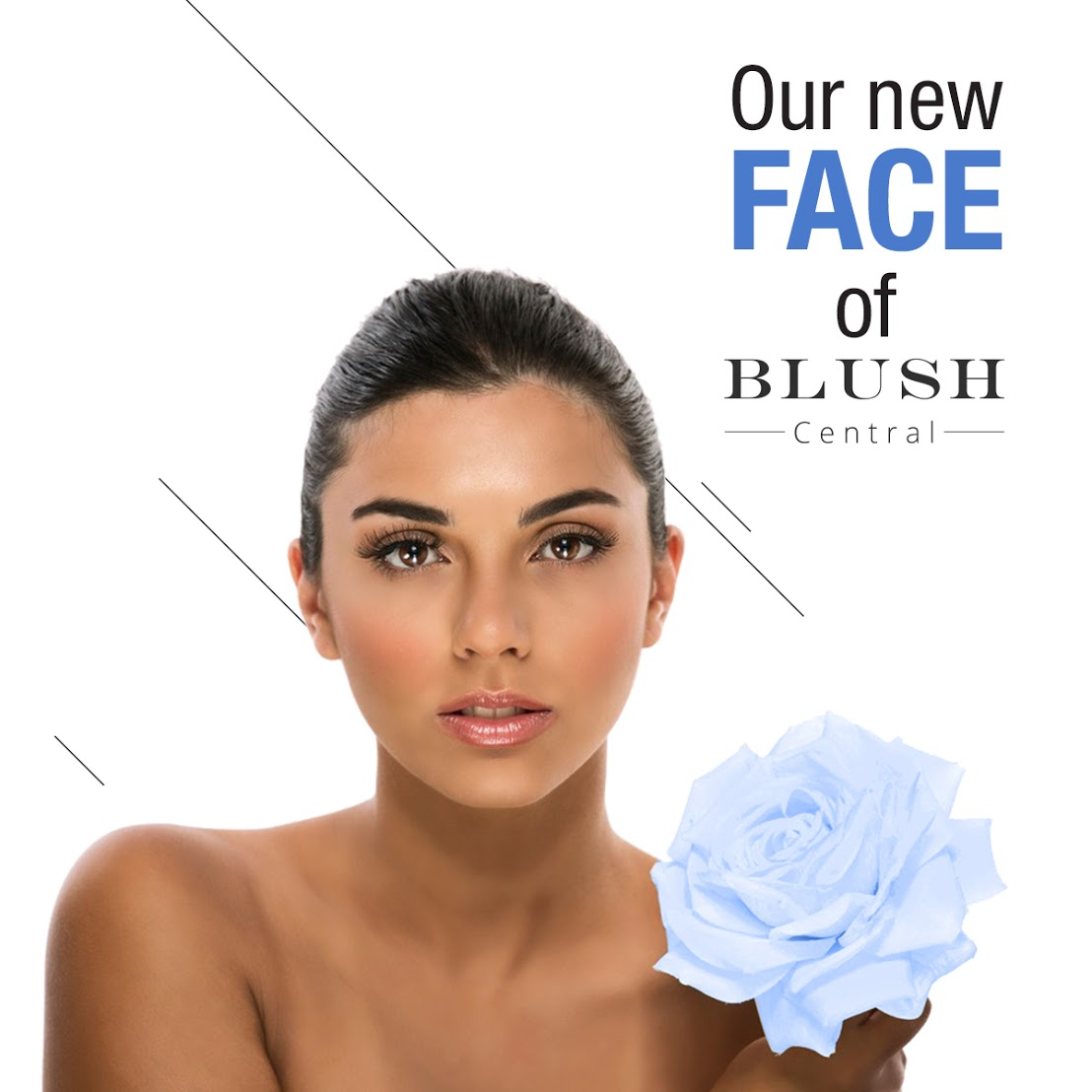 INTERVIEW: Face of Blush Central Ellena Gene