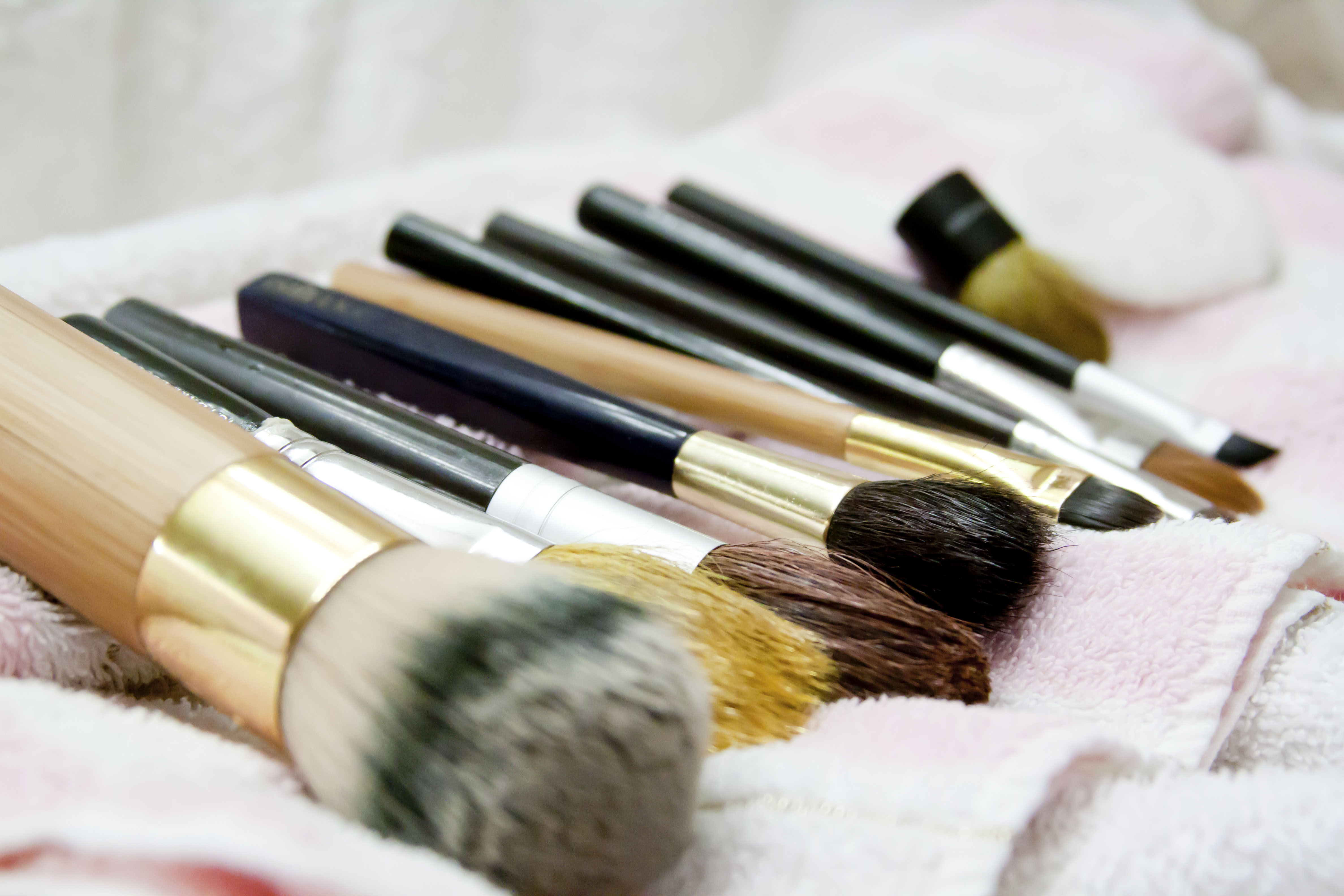 Dangers of dirty brushes!